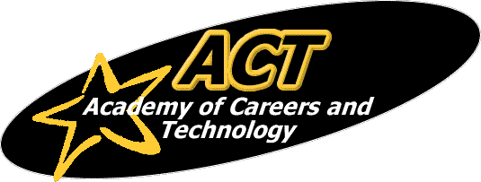 School logo for Academy of Careers and Technology*