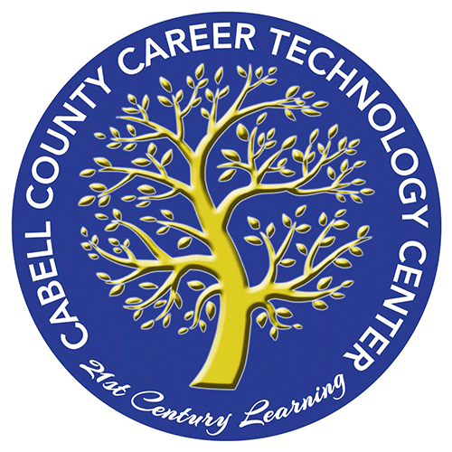 School logo for Cabell County Career Technology Center*