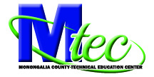 School logo for Monongalia County Technical Education Center*