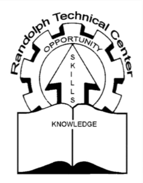School logo for Randolph Technical Center*