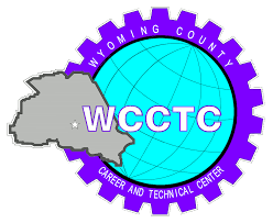 School logo for Wyoming County Career & Technical Center