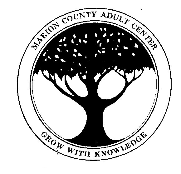 School logo for Marion County Adult and Community Education Center